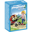 Playmobil-5573-Tweeling-Kinderwagen